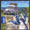 Australia 2012 Road Trip $1.65 sheet stamp good/fine used